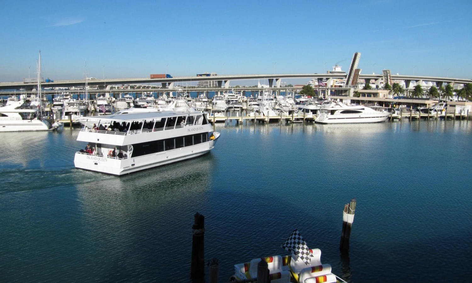 Bayside Miami Boat Tours Hours
