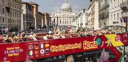 Roma-Geschwindigkeits-Dating