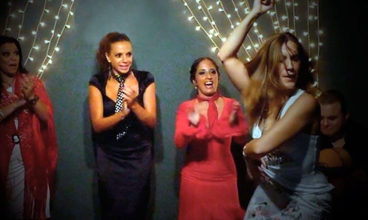 Tapas dinner and flamenco show in Valencia-0