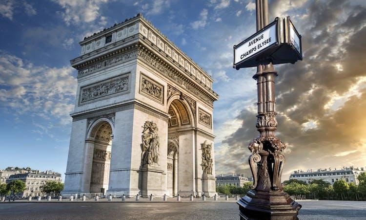 Arc de Triomphe - tickets-0