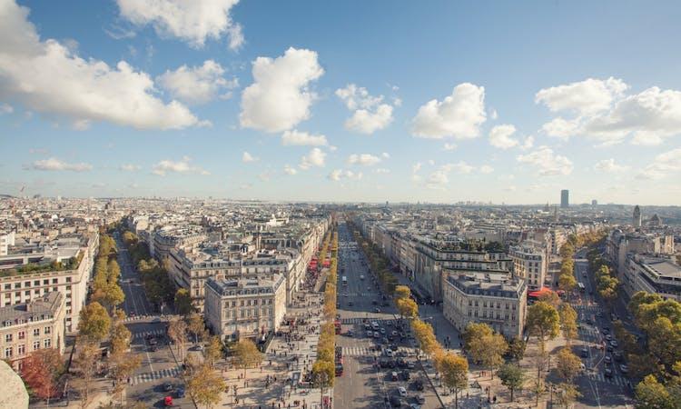 Arc de Triomphe - tickets-4