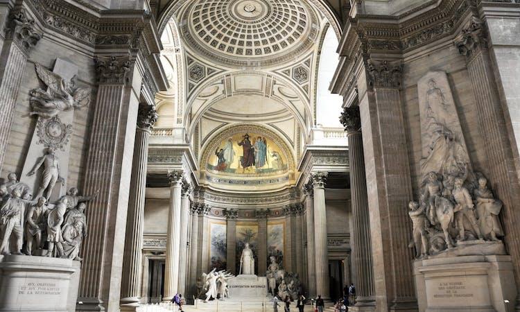 Panthéon - tickets-0