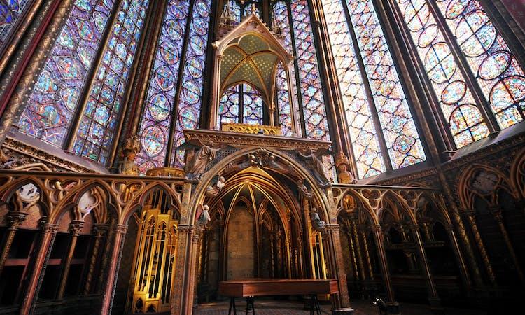 Sainte-Chapelle - tickets-2
