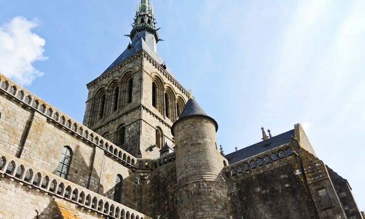 Mont Saint Michel Abbey - entrance tickets-1