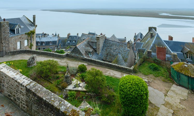 Mont Saint Michel Abbey - entrance tickets-2