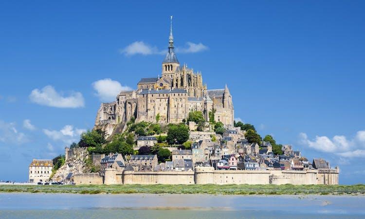 Mont Saint Michel Abbey - entrance tickets-3