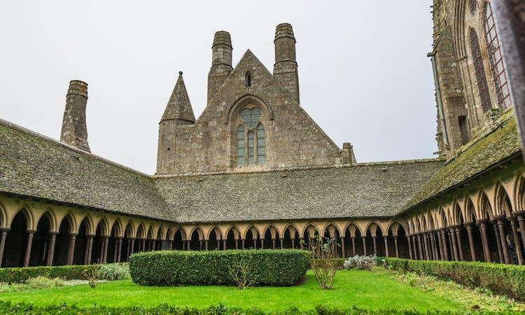 Mont Saint Michel Abbey - entrance tickets-4