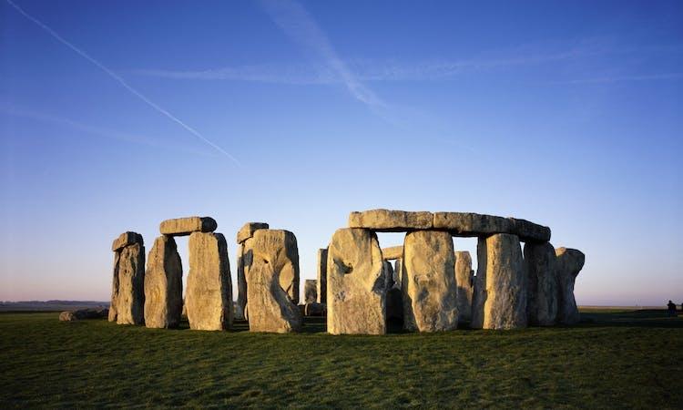 Stonehenge admission ticket-0