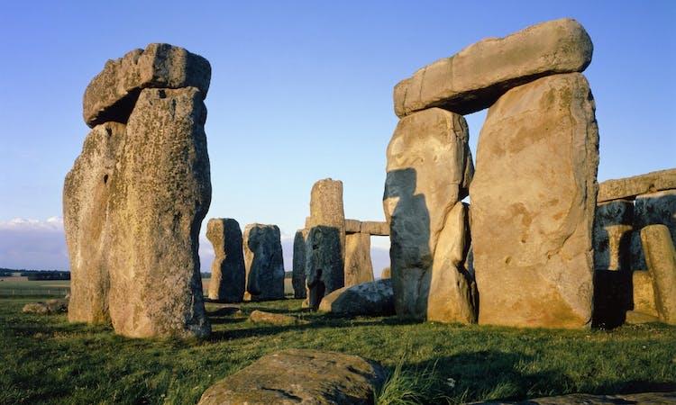 Stonehenge admission ticket-1