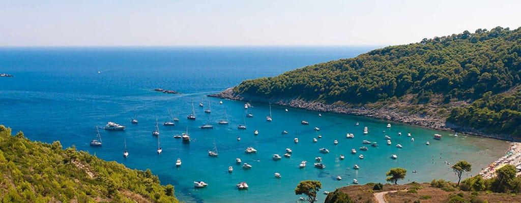 Crucero por las islas Elaphiti desde Dubrovnik