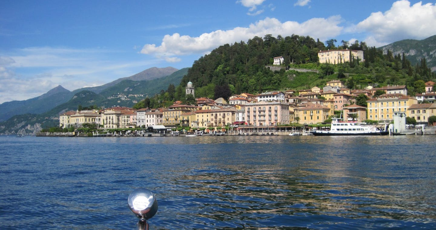 Lake Como: boat and villas tour with food tasting-7