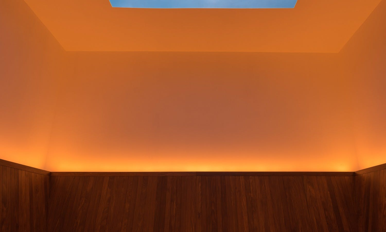 James Turrell's Meeting