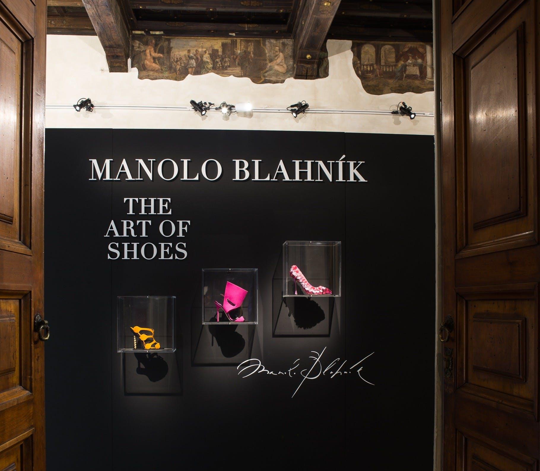 Manolo Blahnik Milano Palazzo Morando
