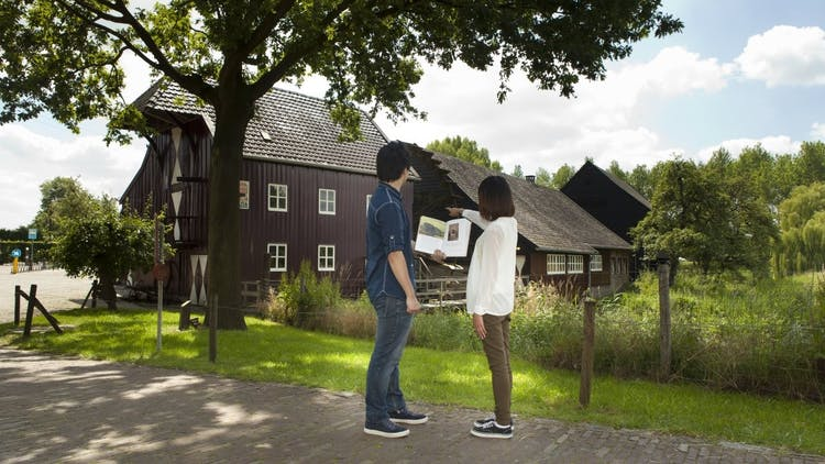 Van Gogh Returns: Tour of Nuenen and the Van Gogh Museum with canal cruise-1