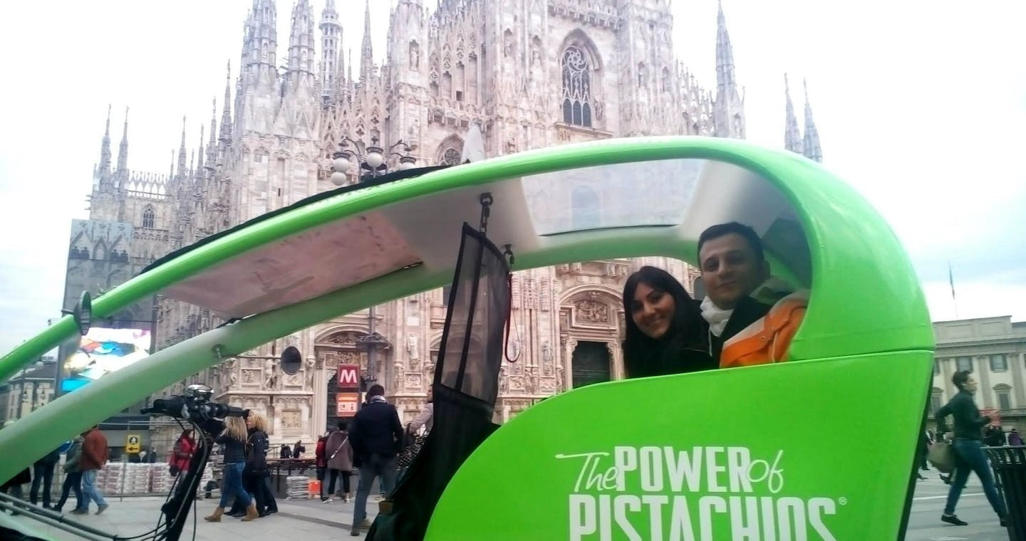 Milan rickshaw tour with Last Supper tickets-4