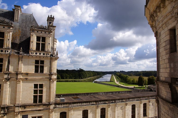 Chenonceau and Chambord with wine tasting-1