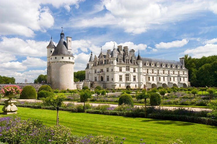 Chenonceau and Chambord with wine tasting-2
