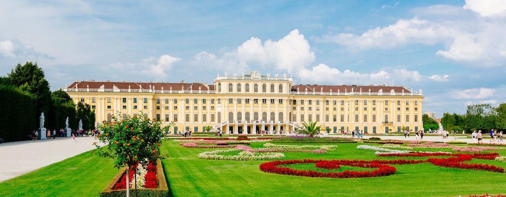 Schloss Schonbrunn Eintritt Ohne Anstehen Und Stadtrundfahrt Durch Wien Am Morgen Musement