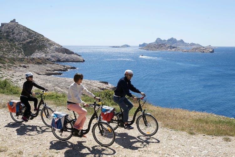 E-bike day tour Marseille to Calanques-1