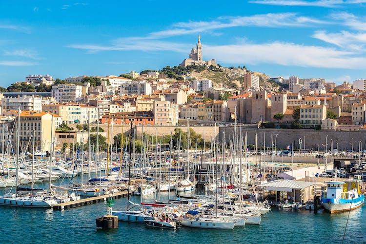 E-bike day tour Marseille to Calanques-2