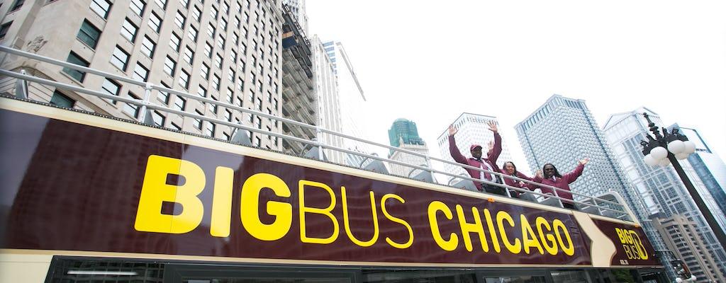 Excursión por Chicago en Big Bus con paradas hop-on hop-off