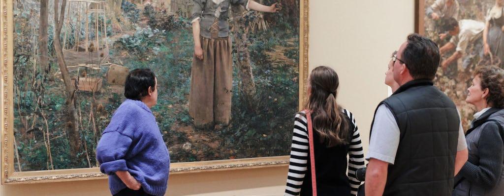 Metropolitan Museum of Art 3-hour extended tour