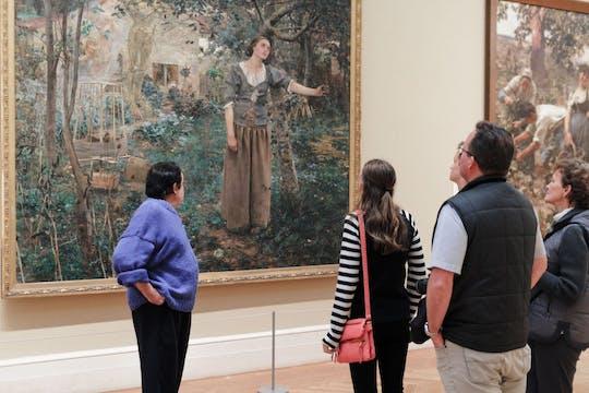 Tour esteso di 3 ore del Metropolitan Museum of Art