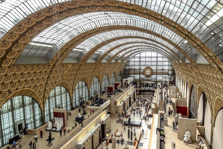 Priority access ticket to Orsay Museum-2