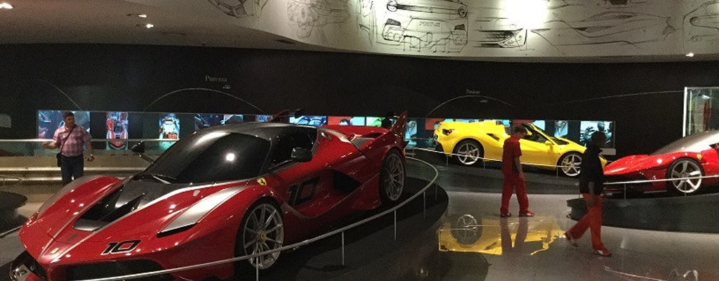 Abu Dhabi City Tour And Ferrari World Ticket Musement