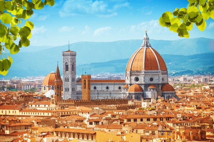 Florence Day Tour with Uffizi and Accademia Gallery: Skip the Line Tickets and Guided Visit