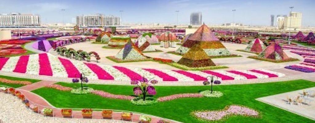 Dubai Miracle Garden And Global Village Shopping Tour Musement