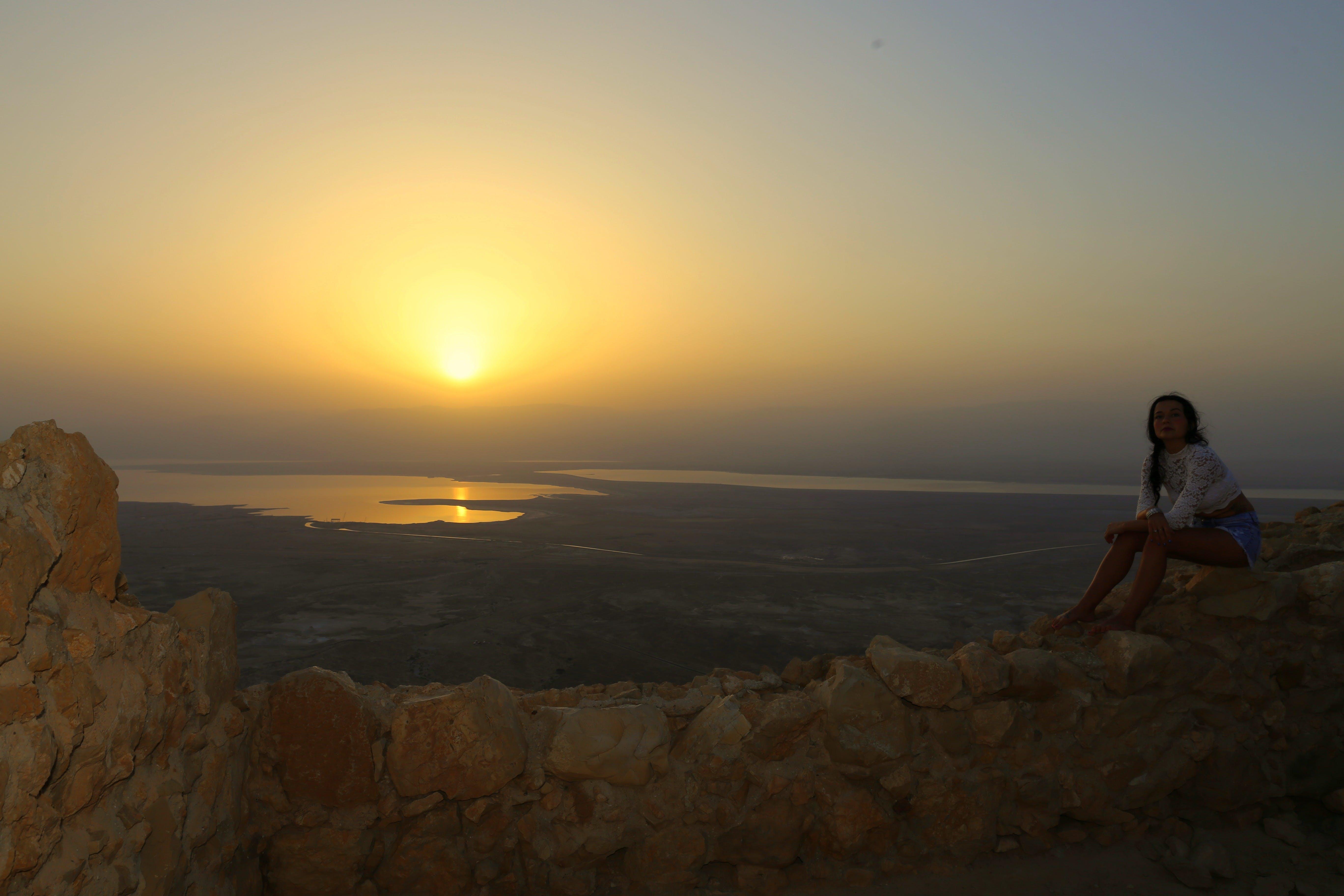 Salir de la ciudad,Excursiones de un día,Excursión a Masada,Excursión a Mar Muerto