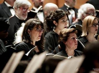 Biglietti per il concerto del 20° Anniversario del Coro Sinfonico di Milano Giuseppe Verdi