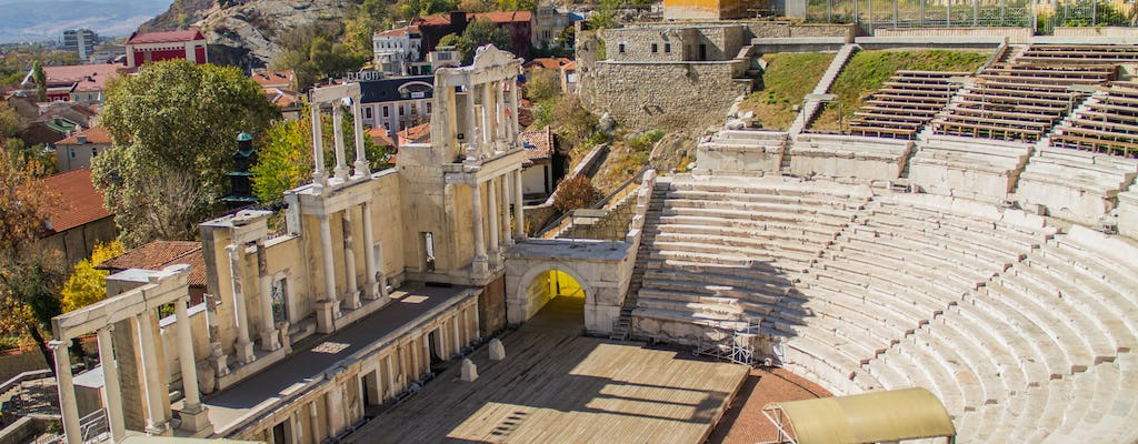 Les principales attractions de Plovdiv